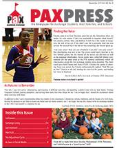 PAXPress November2015 VolXXI No4 Thumbnail