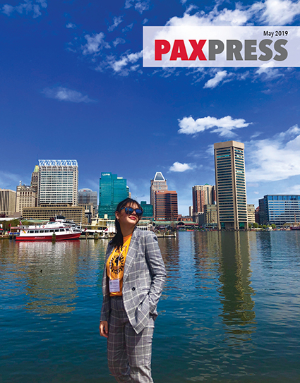 PAX Press May 2019 Email Cover 425